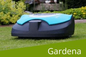 Gardena Rasenmäher Roboter